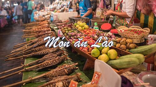Món ăn Lào