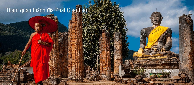 Thánh địa Phật Giáo Lào