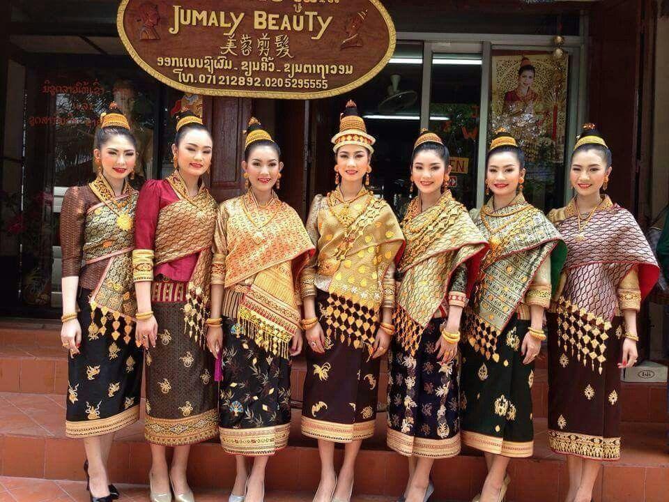 Trang phục truyền thống của người Lào