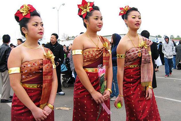 Tết ở nước Lào